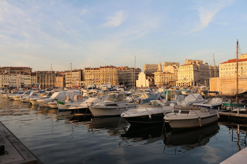 Photo Vieux Port de Marseille
