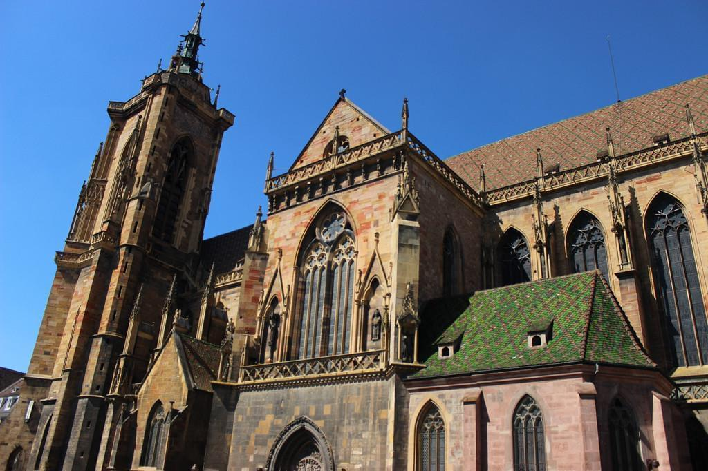 Photo La Cathédrale de Colmar
