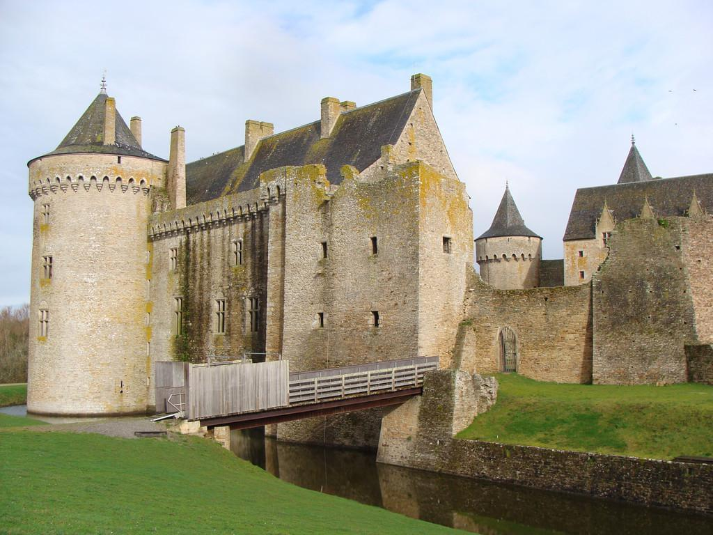 Photo Château de Suscinio