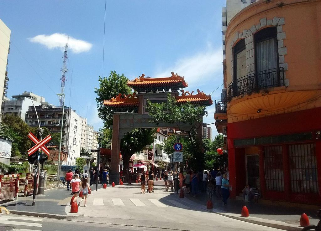 Photo Chinatown, un quartier tout petit mais où l'on trouve de tout