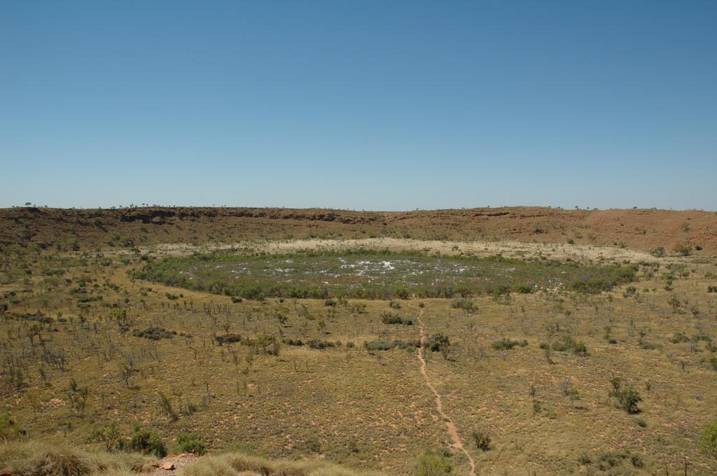 Photo Le Wolfe Creek Crater