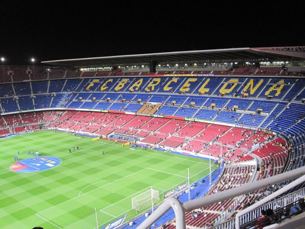 Photo Aller au Camp Nou de Barcelone pour pas cher