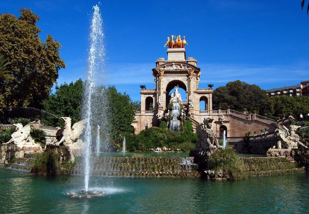 Photo Courir au Parc de la Ciutadella