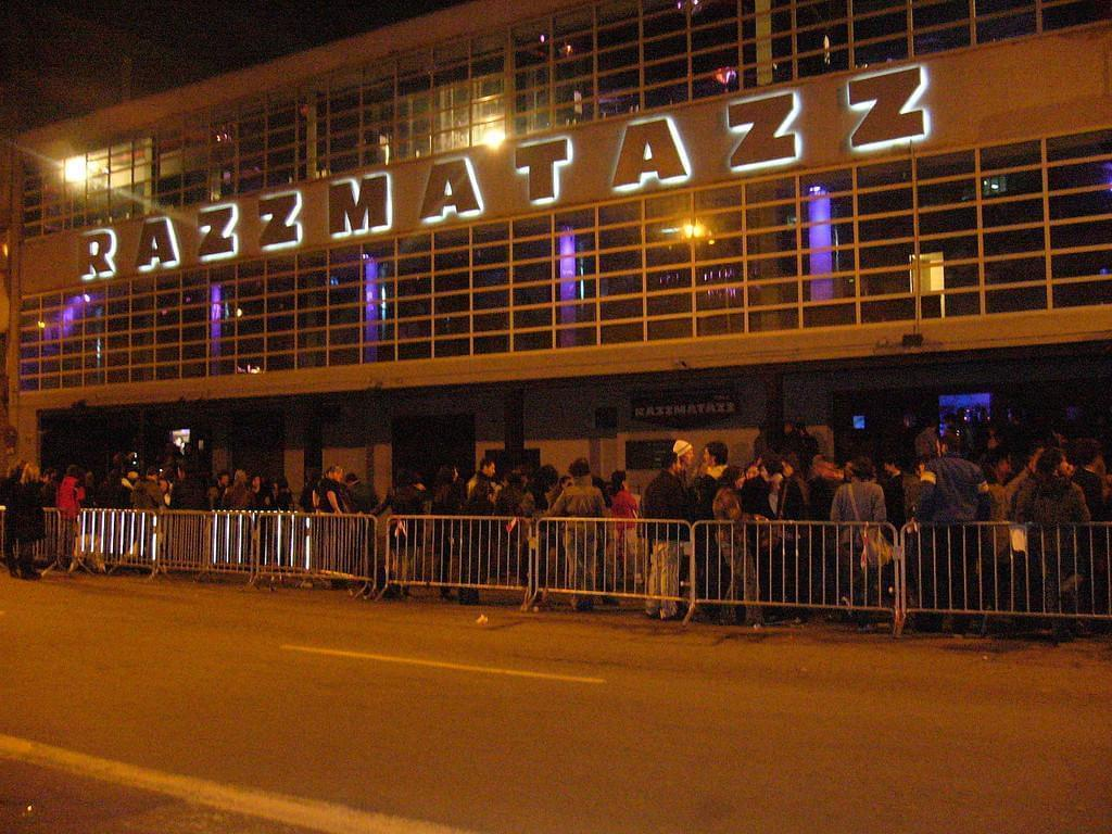 Photo Le plus grand club de Barcelone, Razzmatazz
