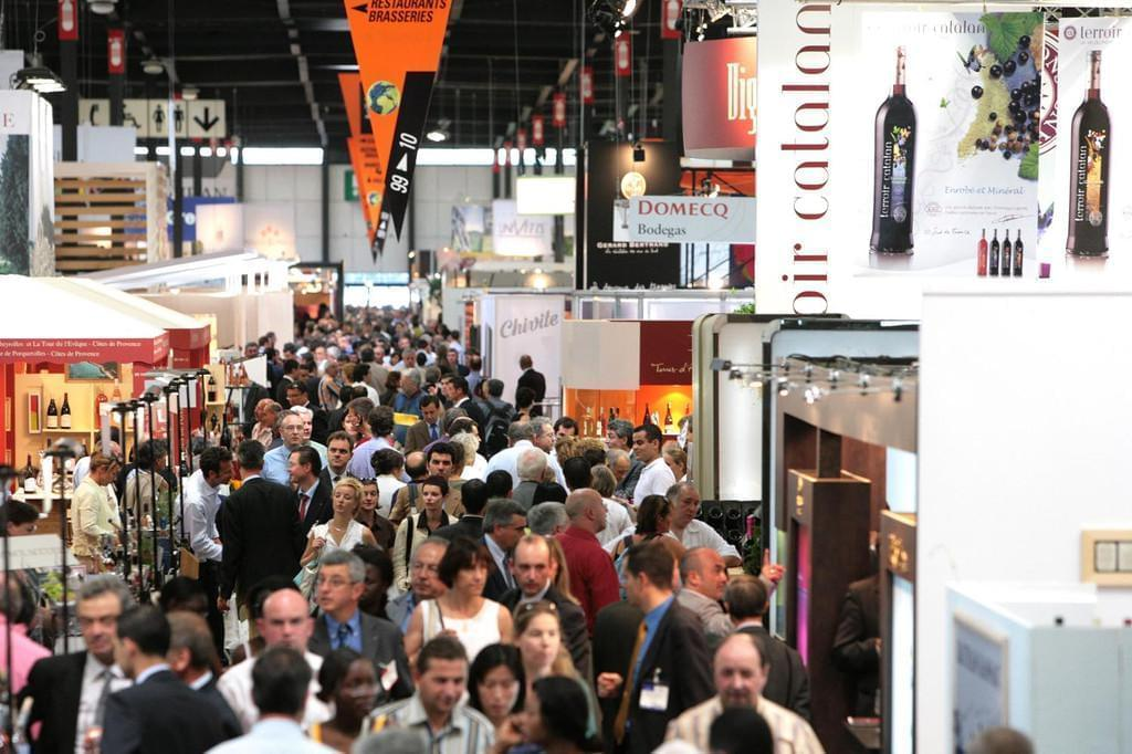 Photo Participez au Vinexpo de Bordeaux