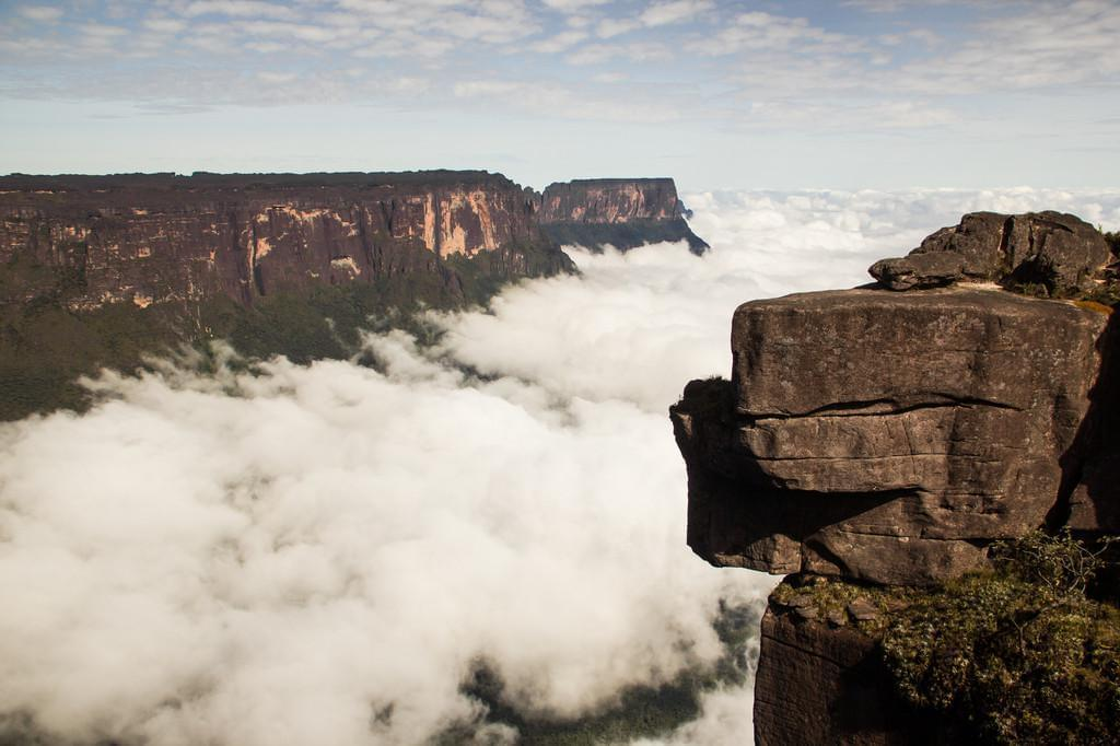 Photo Aller au Mont Roraima.