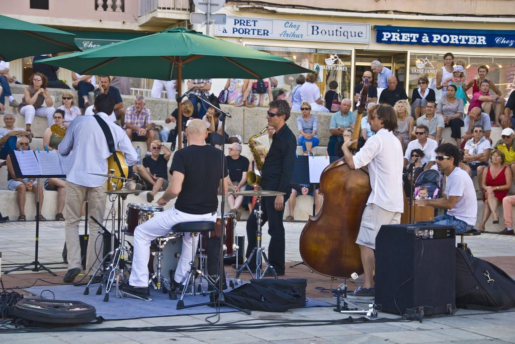 Photo Le Calvi Jazz Festival