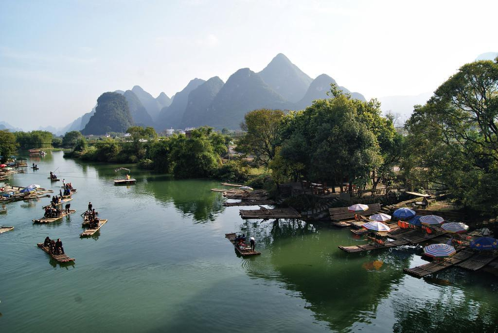 Photo Visite de Guilin en Chine.