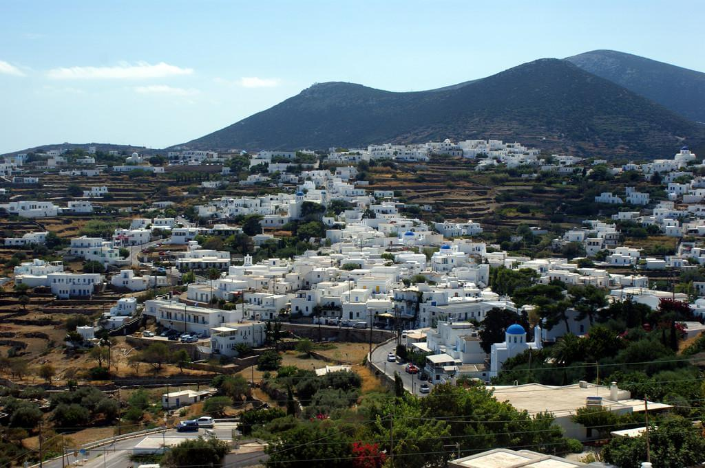 Photo Sifnos, dans le cyclades.