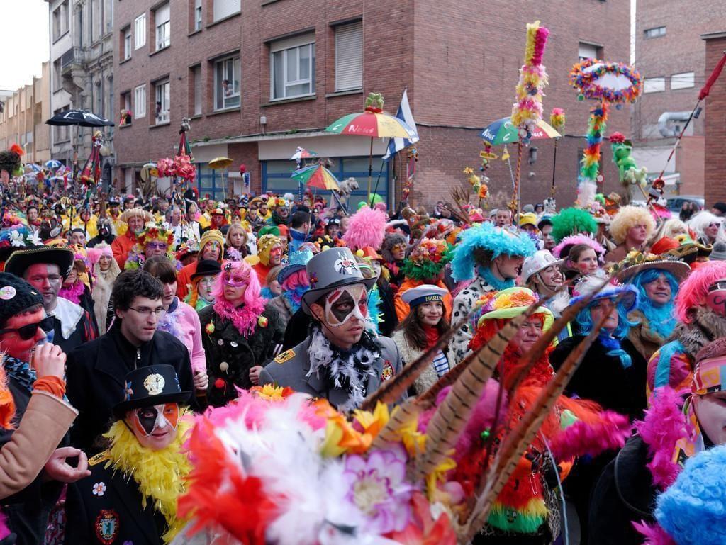 Photo Le carnaval de Dunkerque, une fête à ne pas manquer