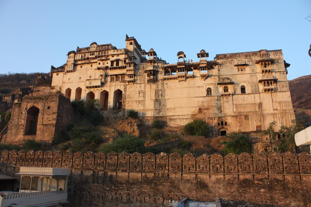 Photo Le palais du maharaja de Bundi