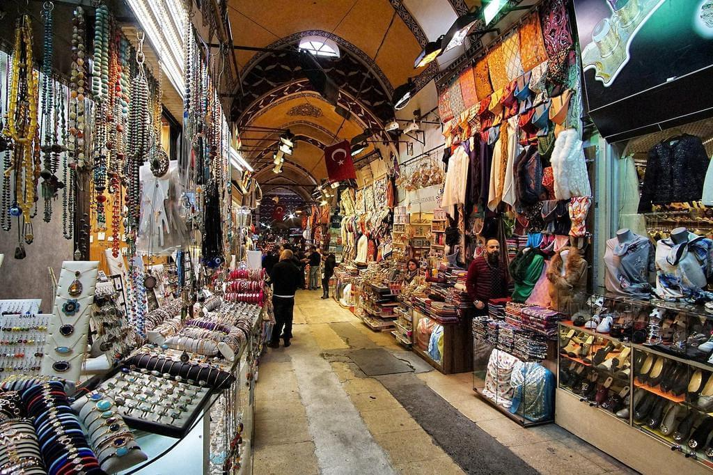 Photo Découverte du Grand Bazar d'Istanbul