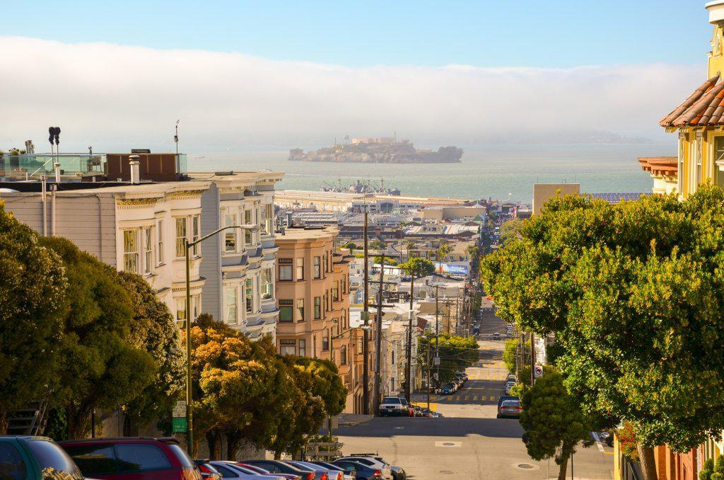 Photo Vol San Francisco. Faites vos valises!