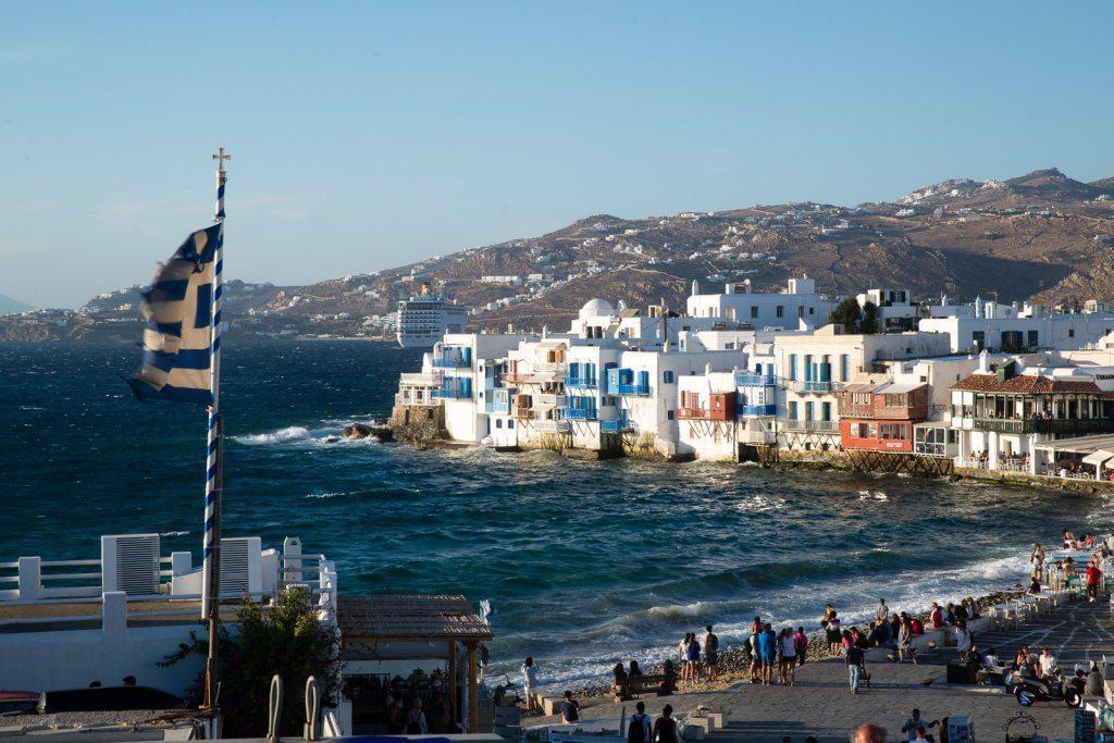 Photo Organiser une croisière dans les Cyclades