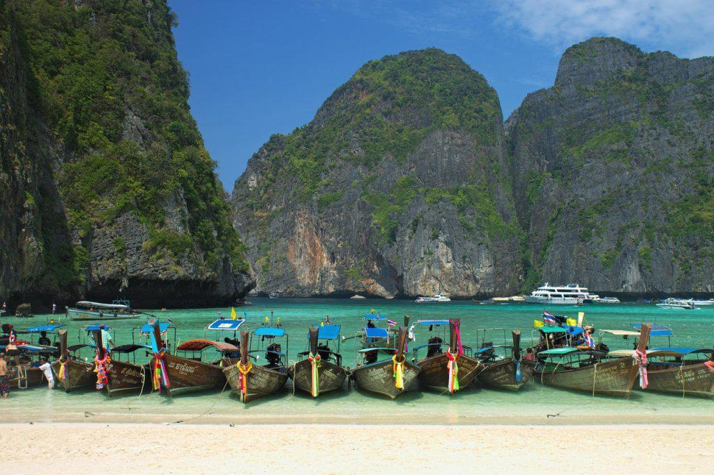 Photo Vacances en Thailande