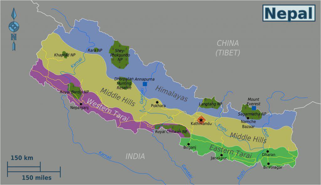 Photo Connaître le Népal à l'aide du bon itinéraire touristique