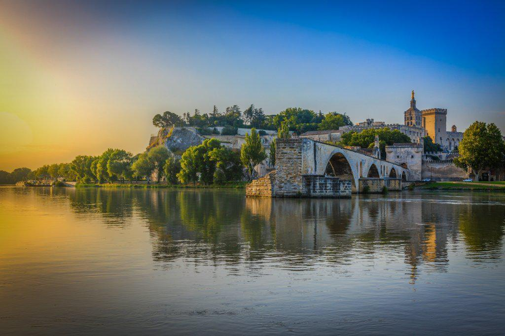 Photo Itinéraire : un grand weekend à Avignon