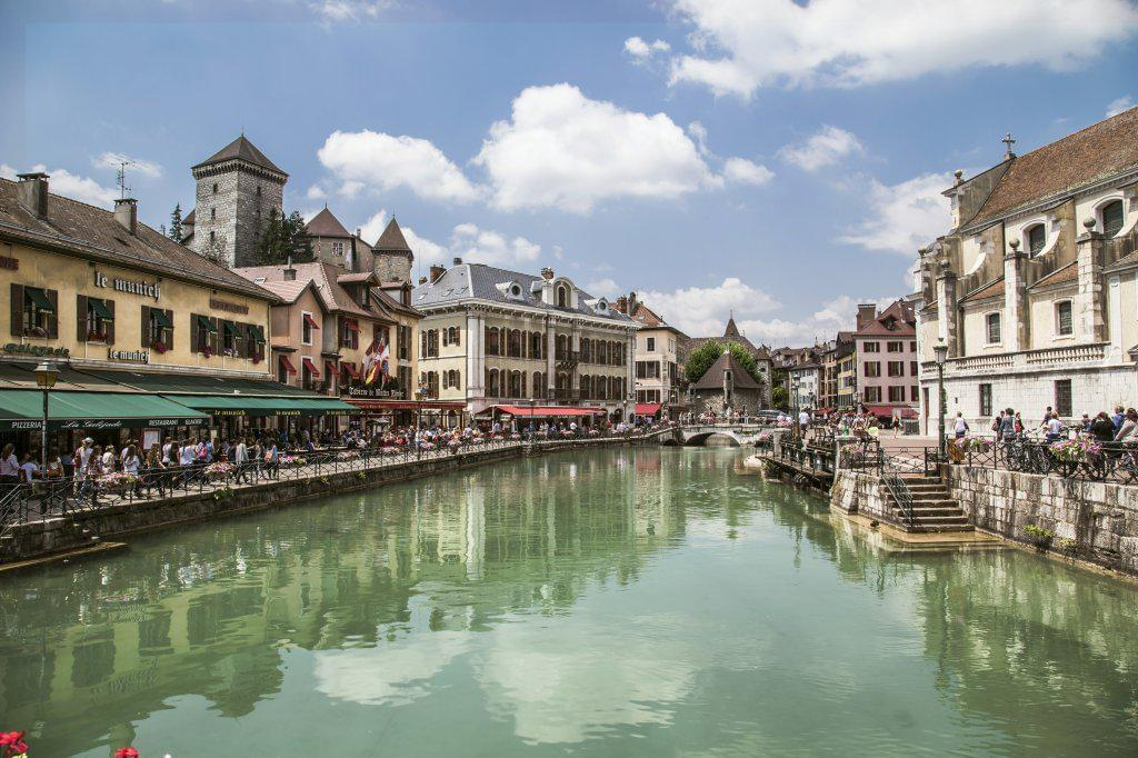 Photo Itinéraire : un long weekend à Annecy