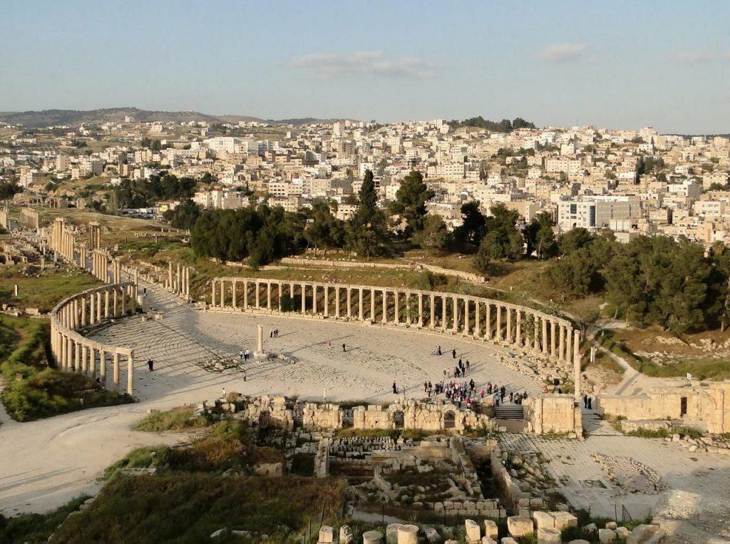Photo Pétra, Amman et le Wadi rum...à la découverte de la Jordanie