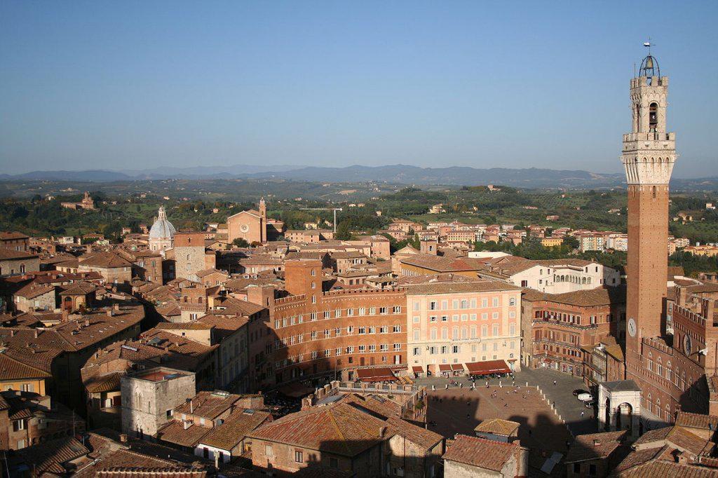 Photo A Sienne, on découvre il Palio delle Contrade