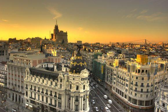 Photo Top 10 Madrid : guide de visite des sites touristiques incontournables