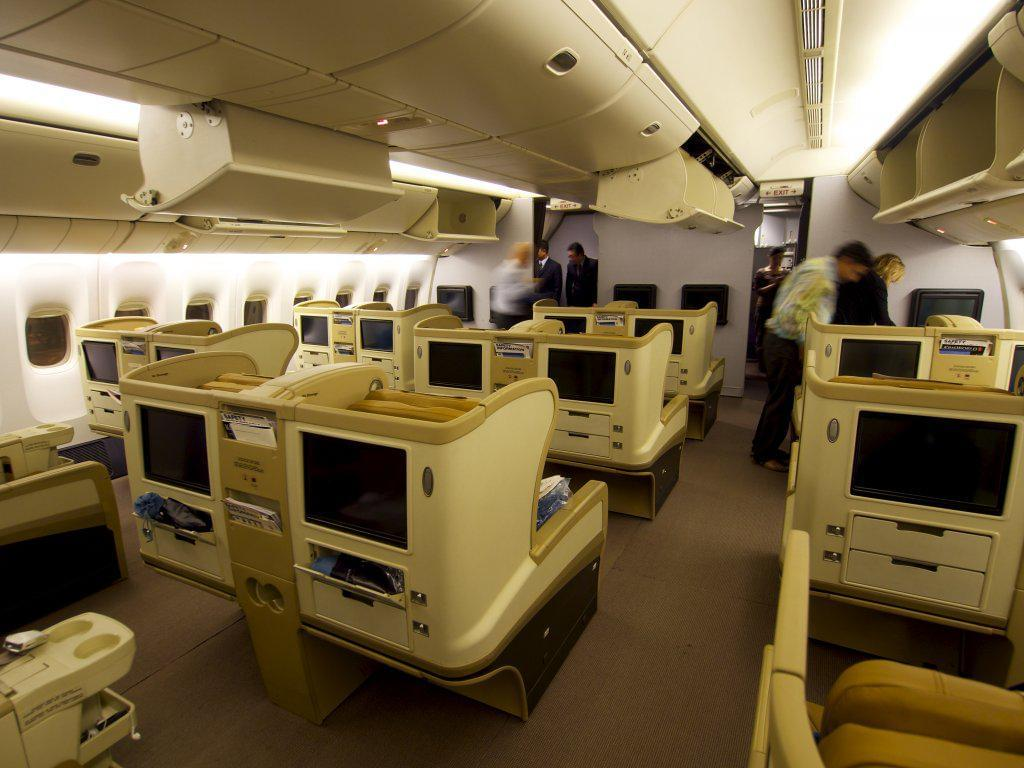Photo Les ''business class'' les plus luxueuses des compagnies aériennes