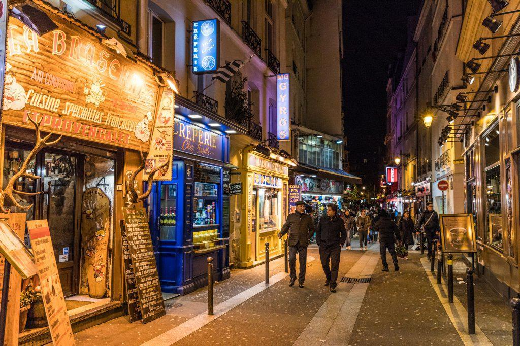 Photo Les quartiers ou faire la fête à Paris