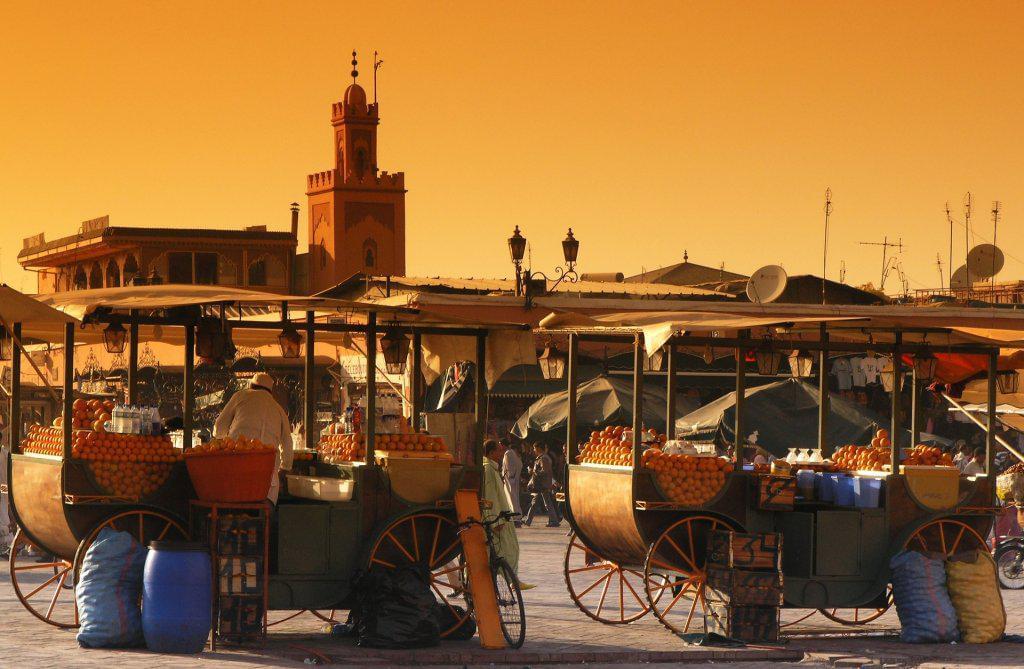 Photo Quelles activités à Marrakech?