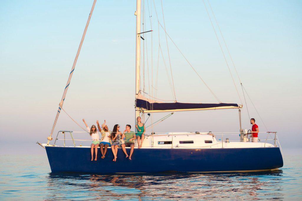 Photo Vacances en bateau : cet été, levez l'ancre et échappez-vous en mer !