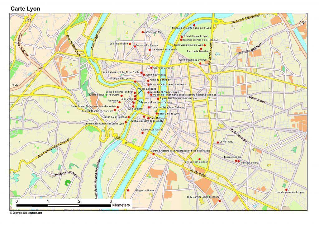 Photo Lyon sportif : quels sports, et où pratiquer son activité à Lyon