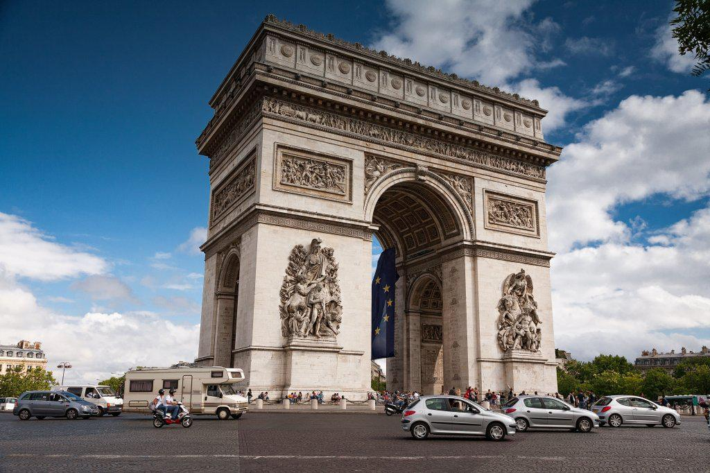 Arc de Triomphe de Paris