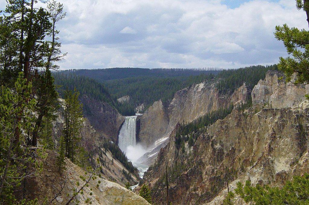 Le parc de Yellowstone