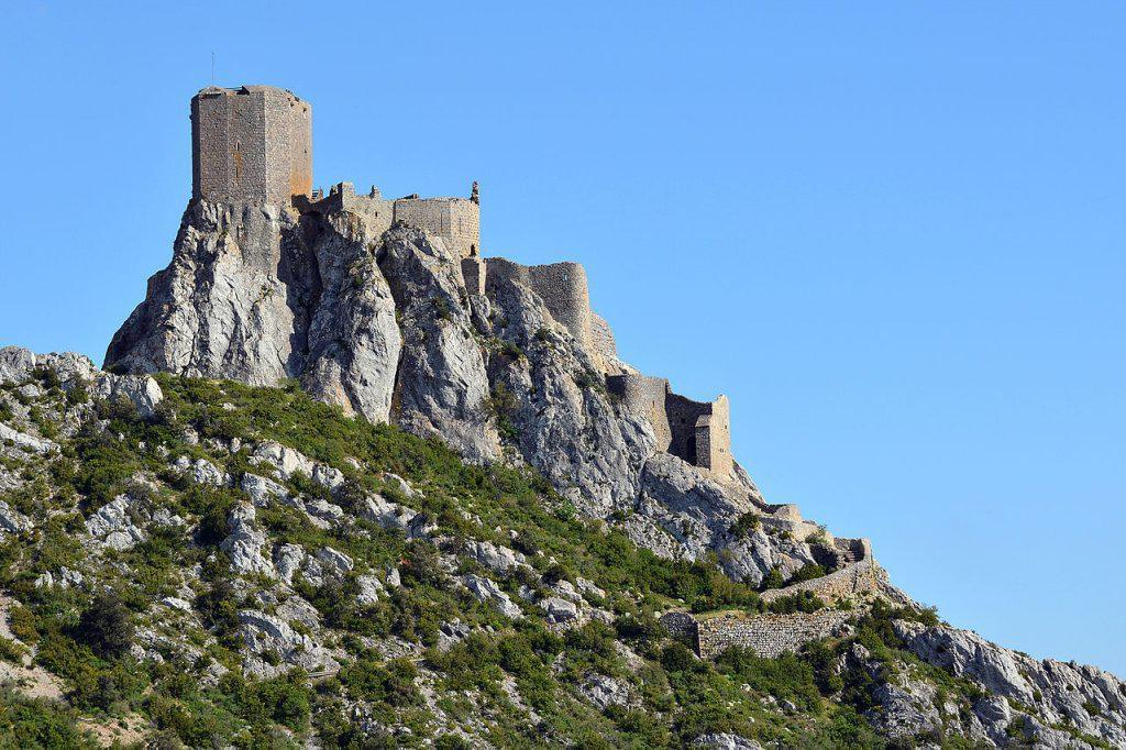 Châteaux cathares