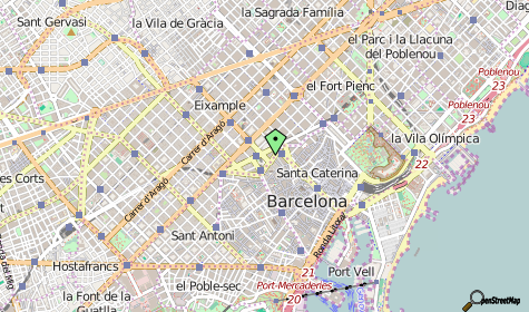 Bed And Breakfast Barcelona Pla A Catalunya